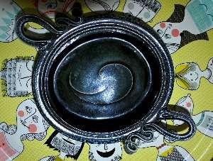 Walter Keeler Salt Glaze Pottery Bowl Walter Keeler