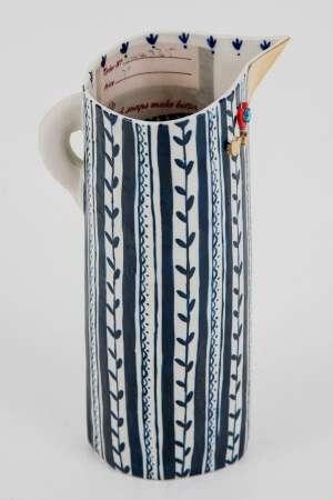 Katie Almond Ceramic Jug