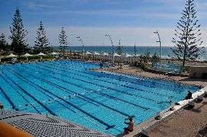 Scarborough Beach Outdoor Pool