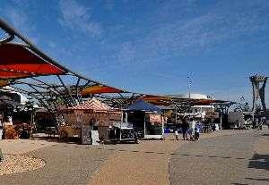 Scarborough Sunset Markets Beach